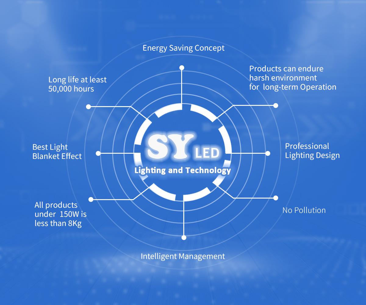 Sheng Yeong LED Lighting and Technology